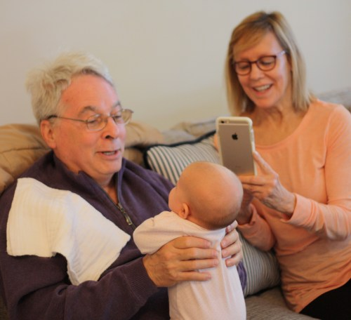 3 Tips to Help Your Parents Have an Internet Relationship with the Grandkids