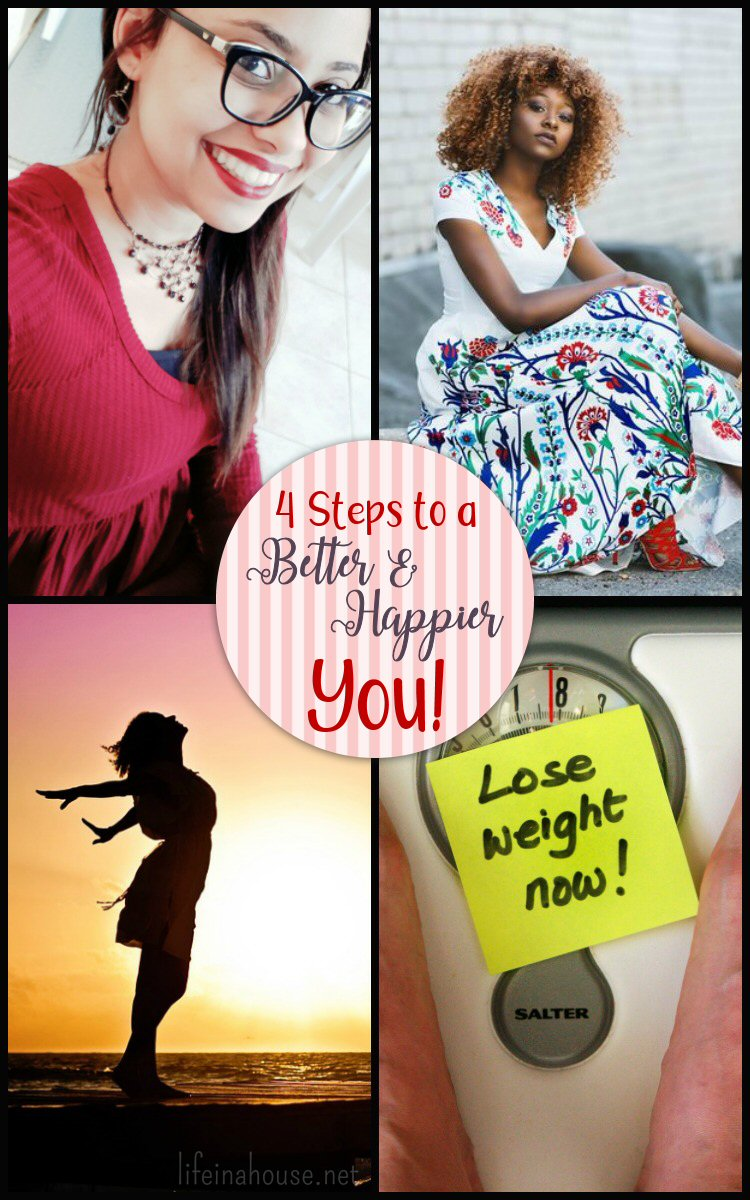 4 Steps to a Happier You