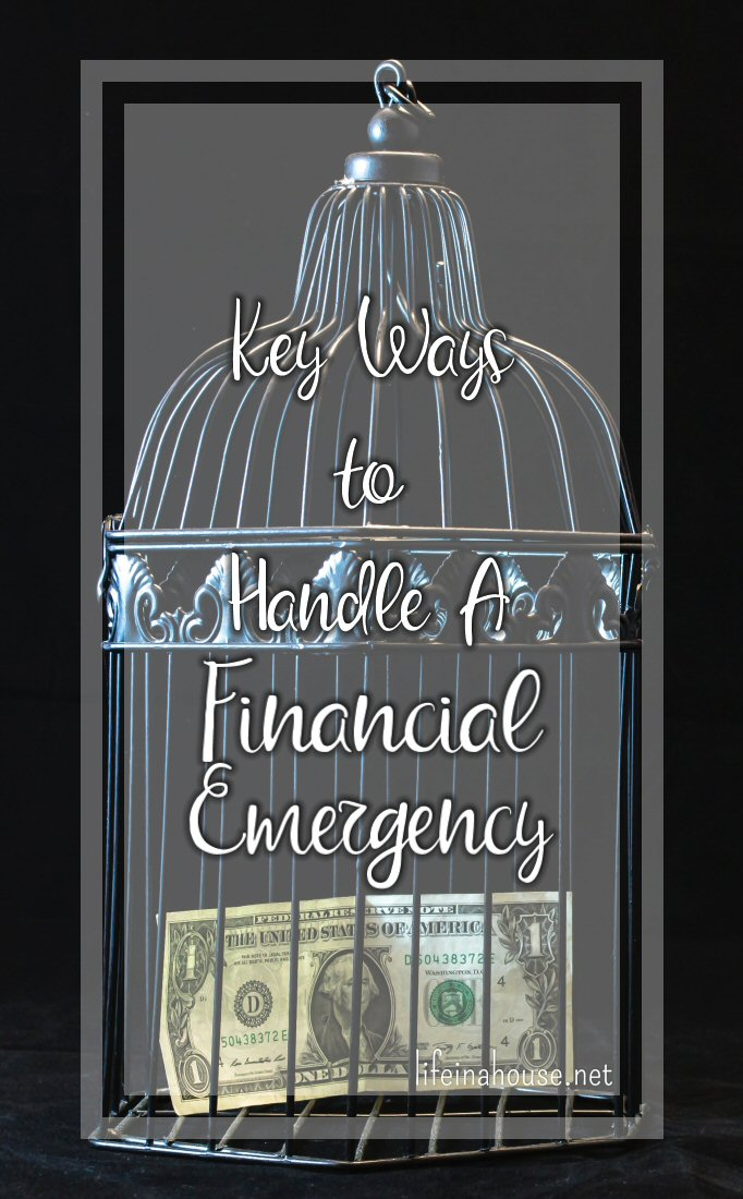 Key Ways to Handle A Financial Emergency