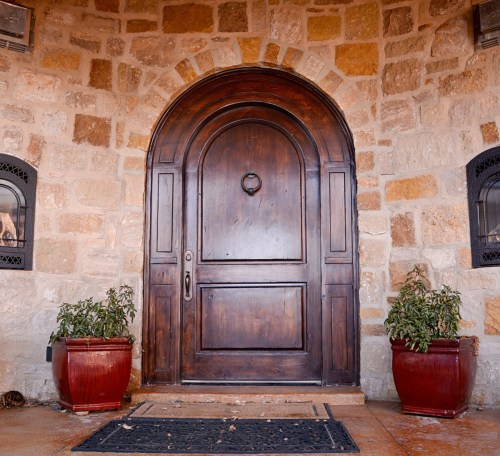 Dazzling Door Ideas for Your Home Improvements