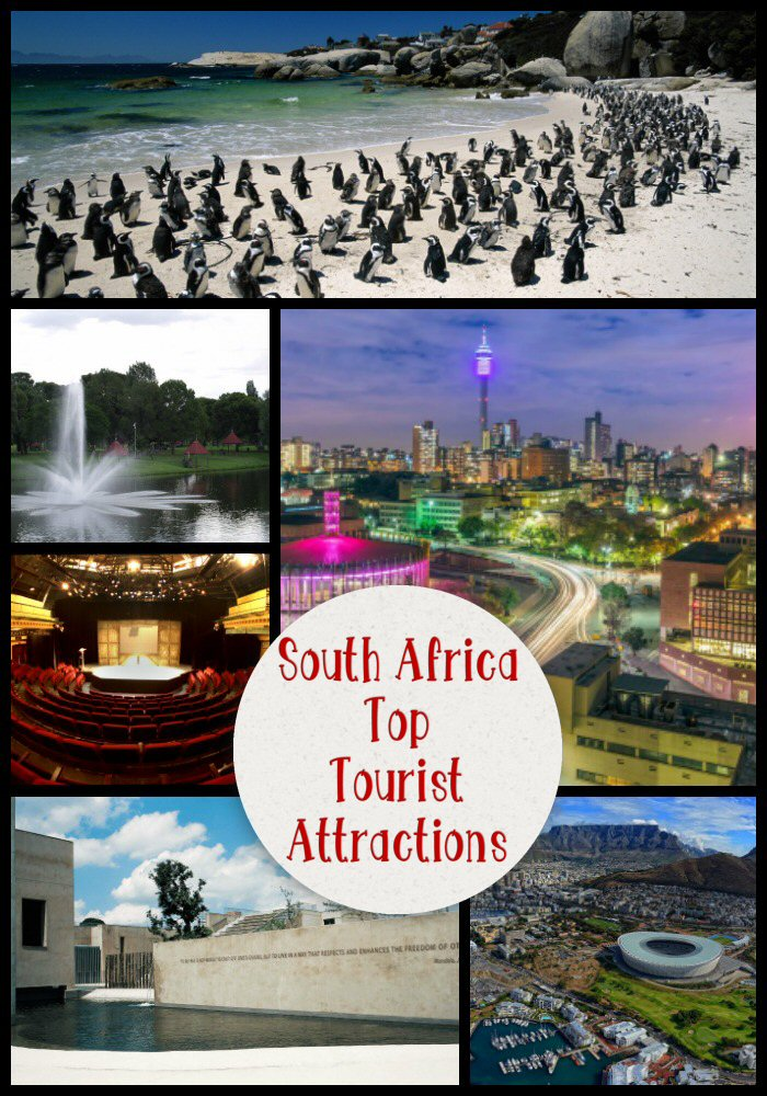 Top Tourist Attractions in South Africa