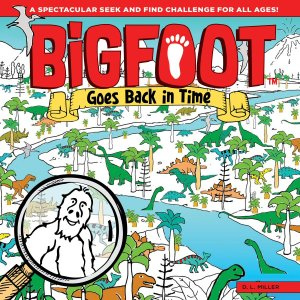 BigFoot Goes Back in Time