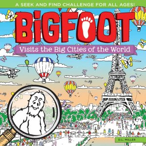 BigFoot Visits the Big Cities of the World