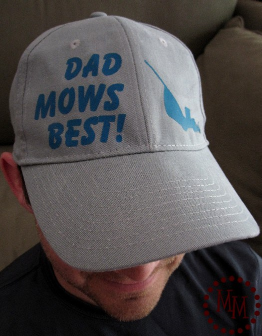 Week 178 - Dad Mows Best Hat from Scrappe Play Dates to Parties