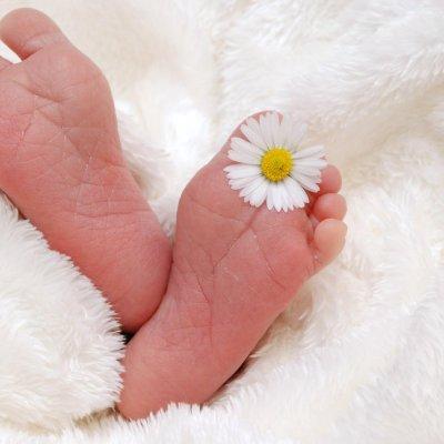 Taking Care of Little Feet