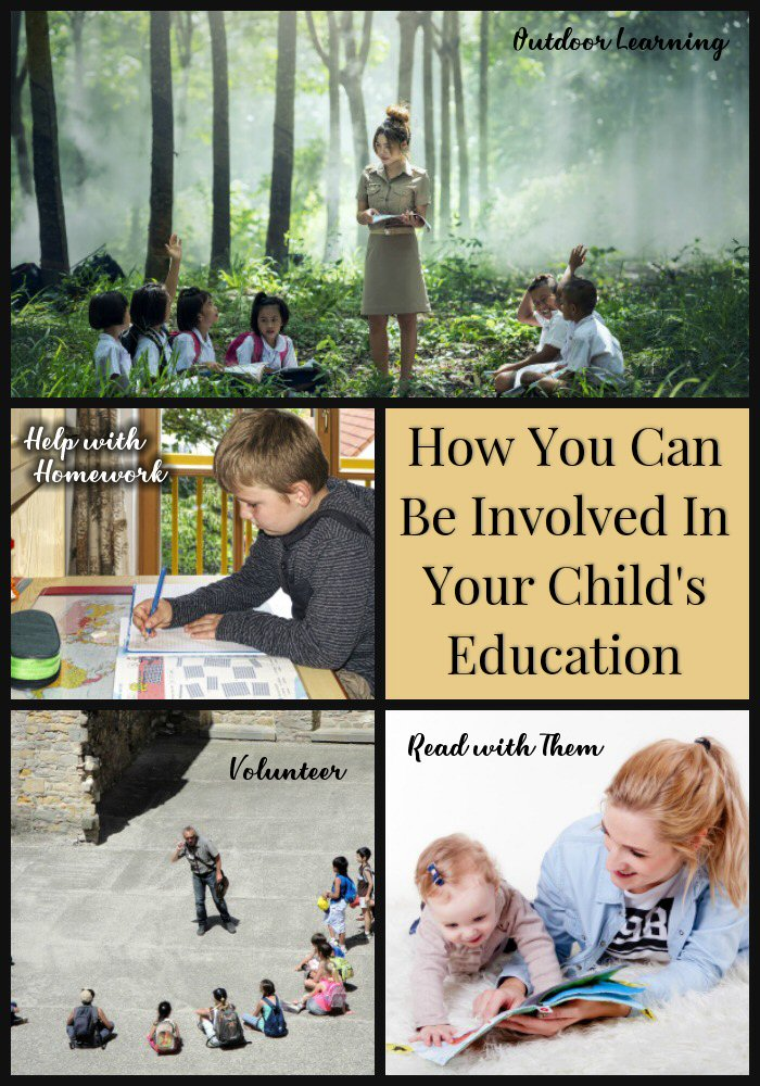 How to Be Involved in Your Child's Education