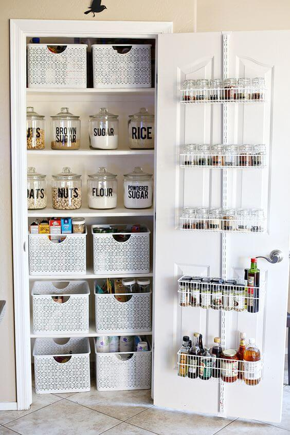 Week 188 5 Necessities for an Organized Kitchen from Clearissa Coward