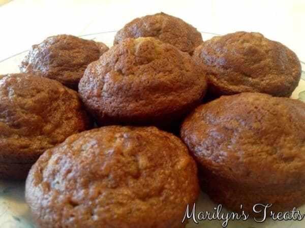 Week 191 - Apple Cinnamon Muffins from Marilyn's Treats