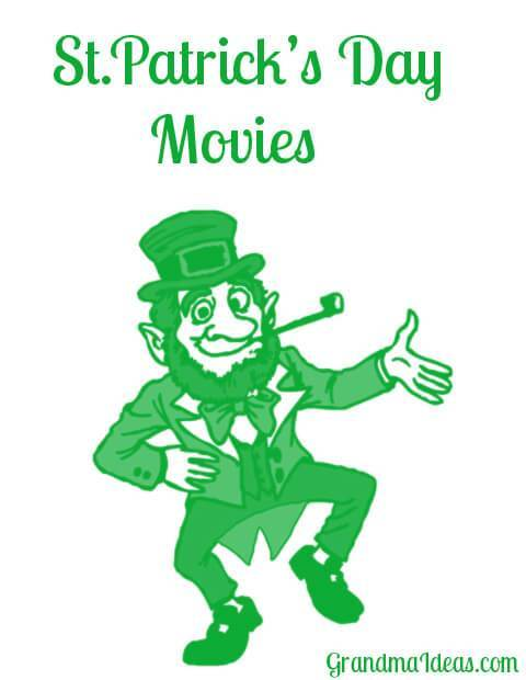 Week 215 - St. Patrick's Day Movies for Kids from Grandma Ideas
