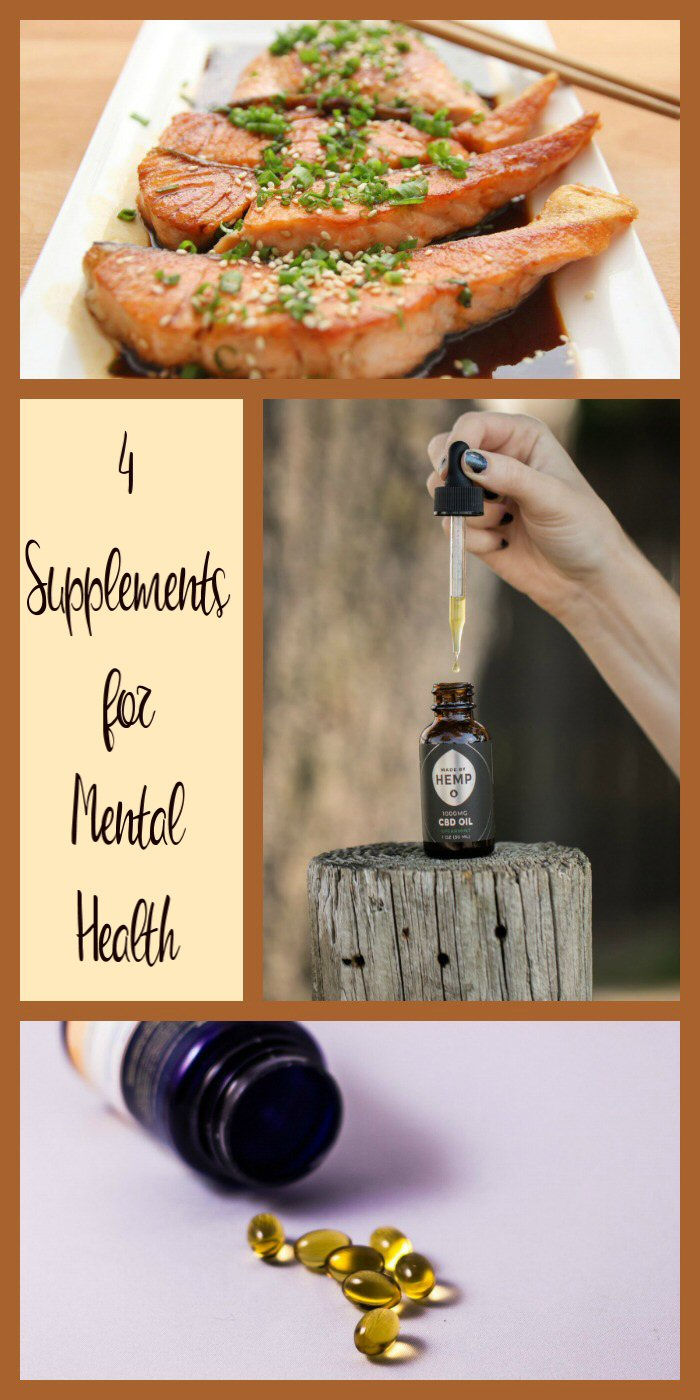 4 Supplements for Mental Health