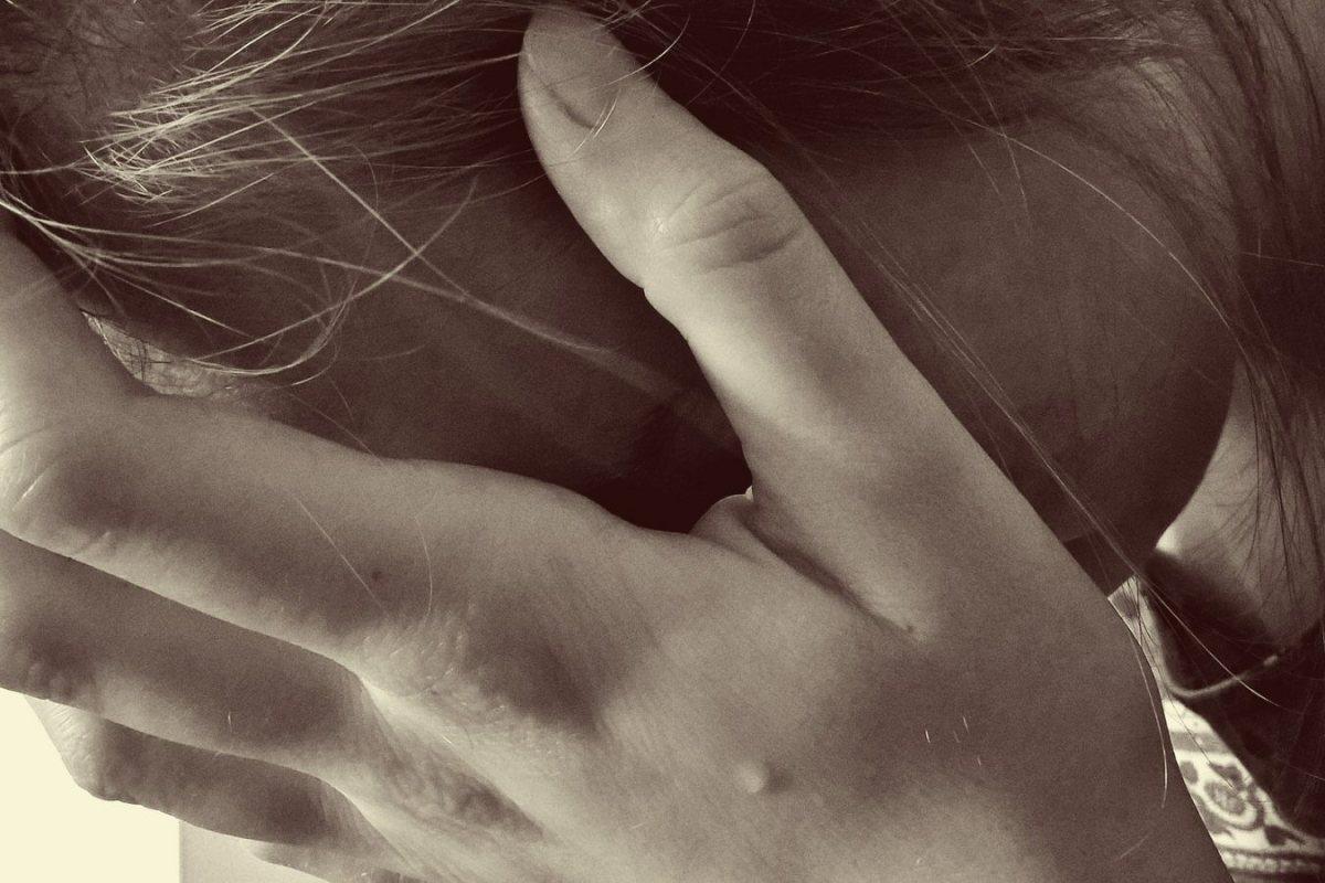 stress, woman, teen girl