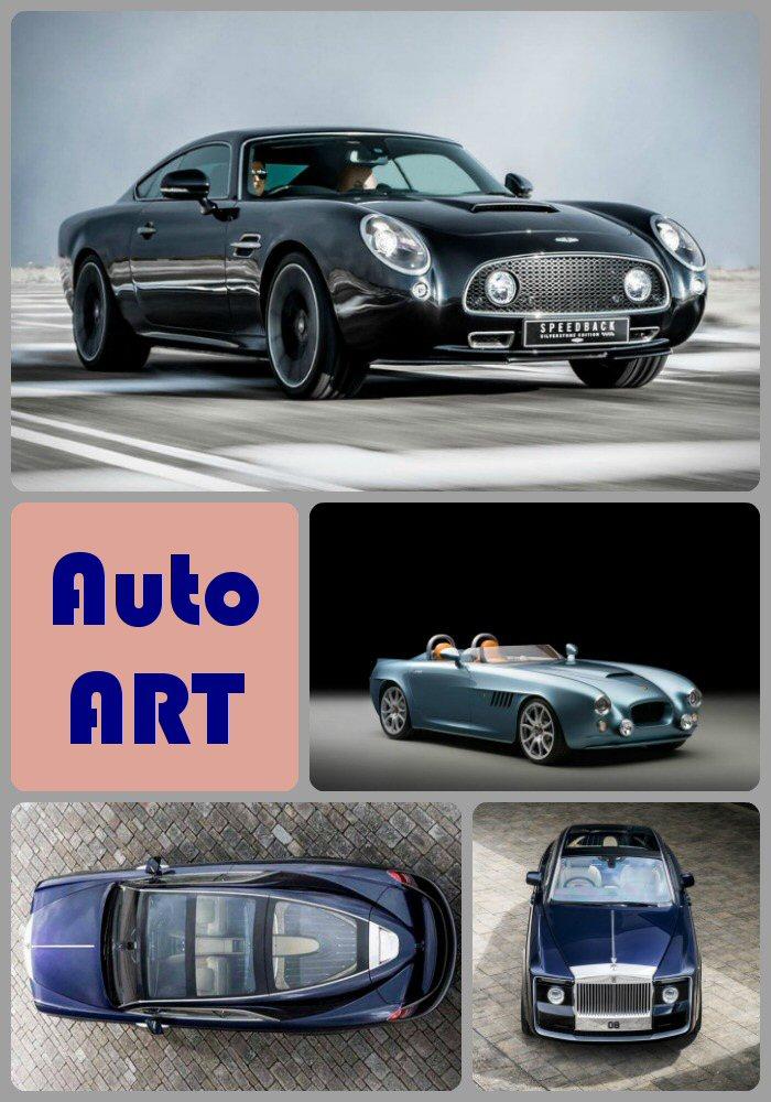 Automobile Art