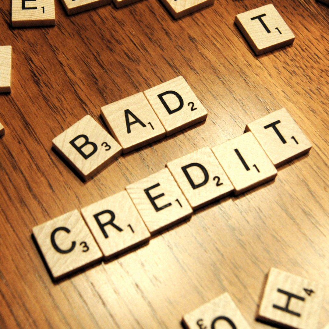 Bad Credit Scrabble