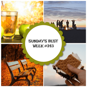 week 243 sunday's best