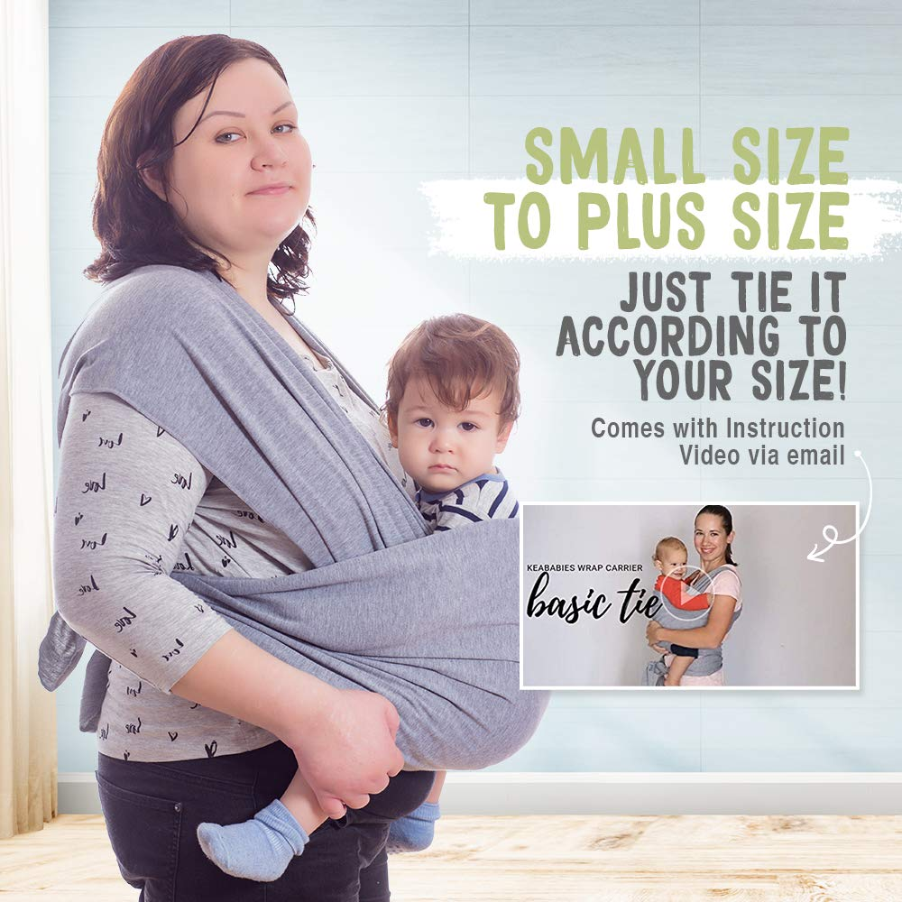 keababies wrap one size fits all