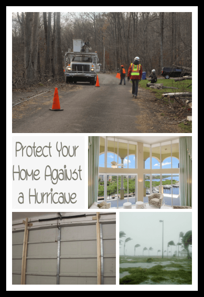 protect your home against a hurricane