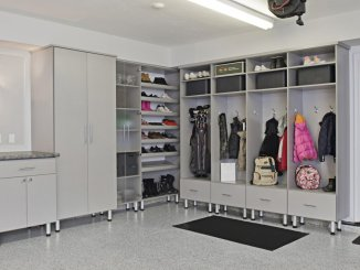 life in a house garage makeovers