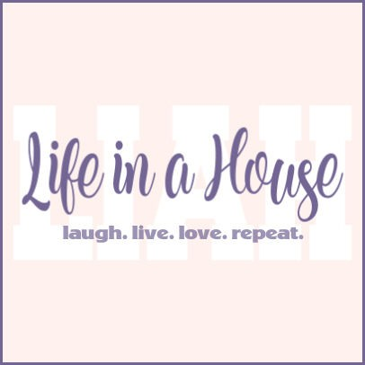 life in a house - family, finances, health, food, home, travel, parenting, grandparenting