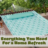 home refresh for summer