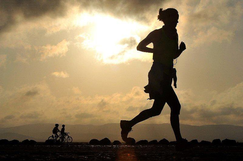 cardio running