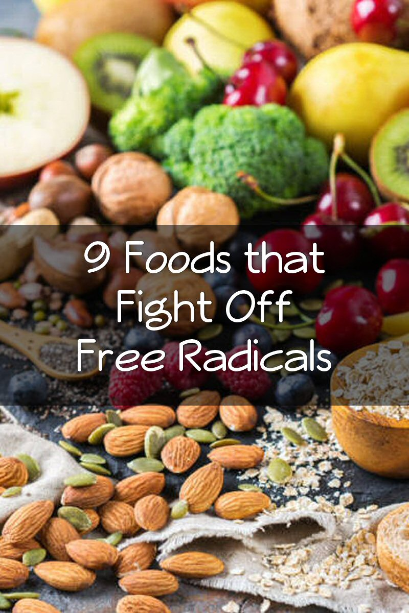 foods that fight free radicals