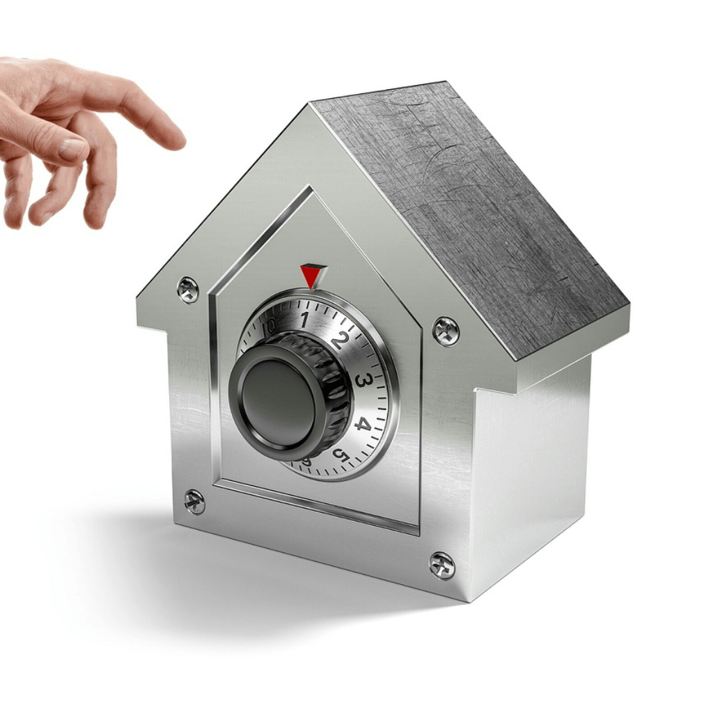 update your home security system