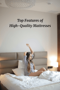 top features of high quality mattresses