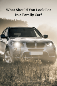 what should you look for in a family car