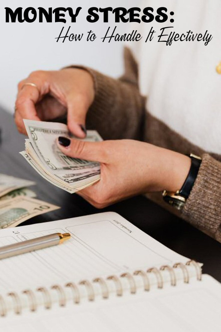 money stress how to handle it effectively