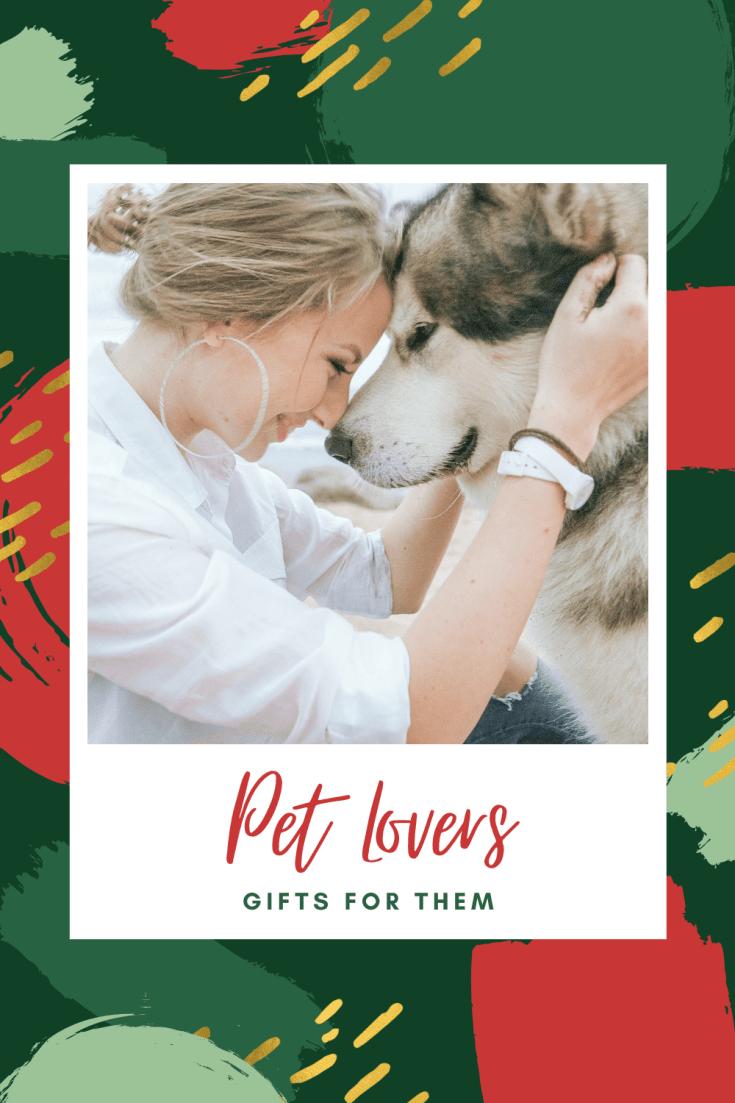 pet lovers gift ideas