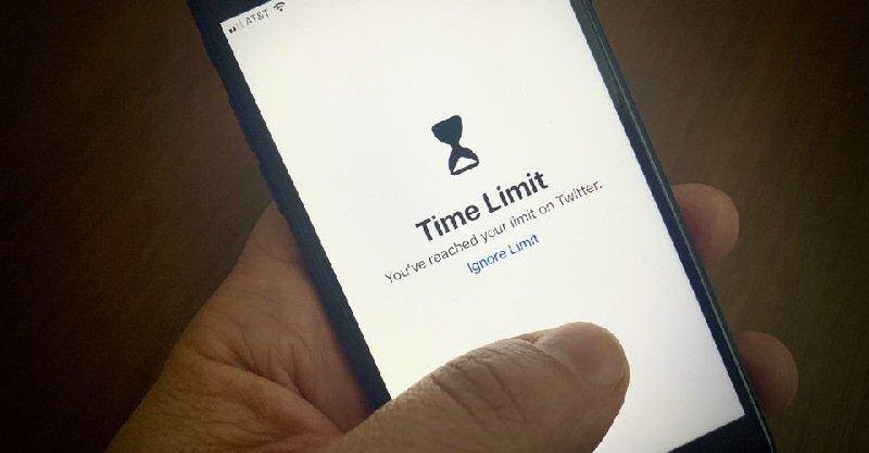 screen limits