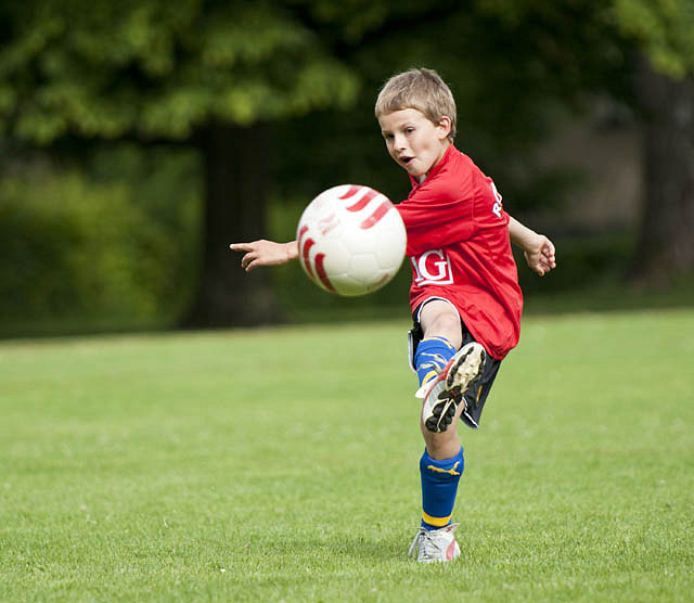 The Role of Sports in the Development of Healthy Children
