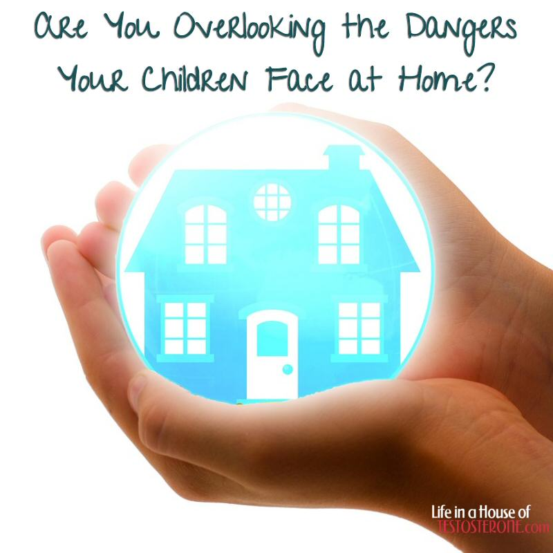 Are You Overlooking the Dangers Your Children Face at Home
