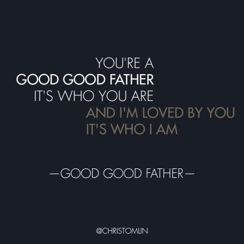 Chris Tomlin – Good Good Father ft. Pat Barrett – on iTunes Now