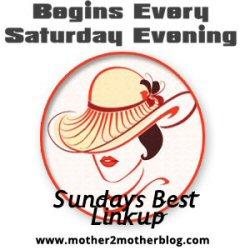 Week 78 Mother 2 Mother's Sunday's Best Linkup