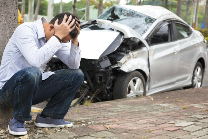 The Learning Curve Getting Past Your First Accident