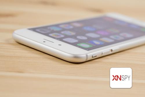 XNSPY for iPhones