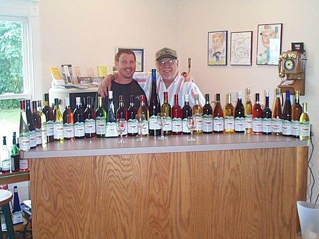 peaks of otter winery