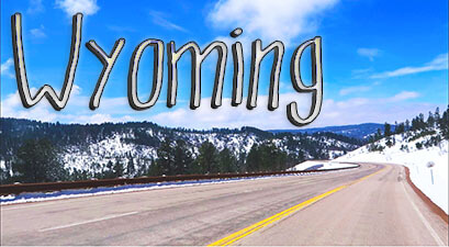 Wyoming Playlist Cover