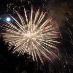 Silvester Fireworks Basel