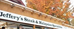 Jeffery's has a steak sandwich stall at Basel Herbstmesse