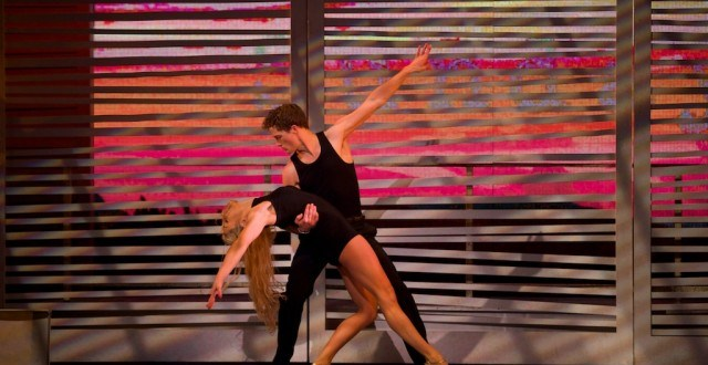 Dirty Dancing on stage at the Theatre Royal