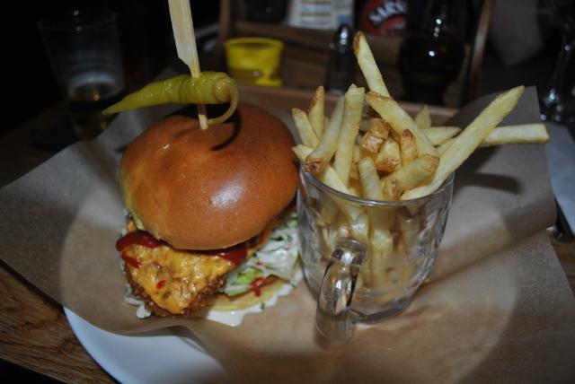 waterline burger