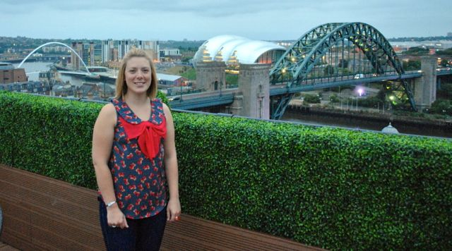 The Vermont rooftop bar has one of the best Quayside views!