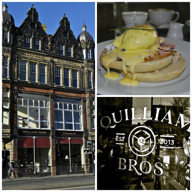Quilliam Brothers is one of my favourite breakfast haunts!