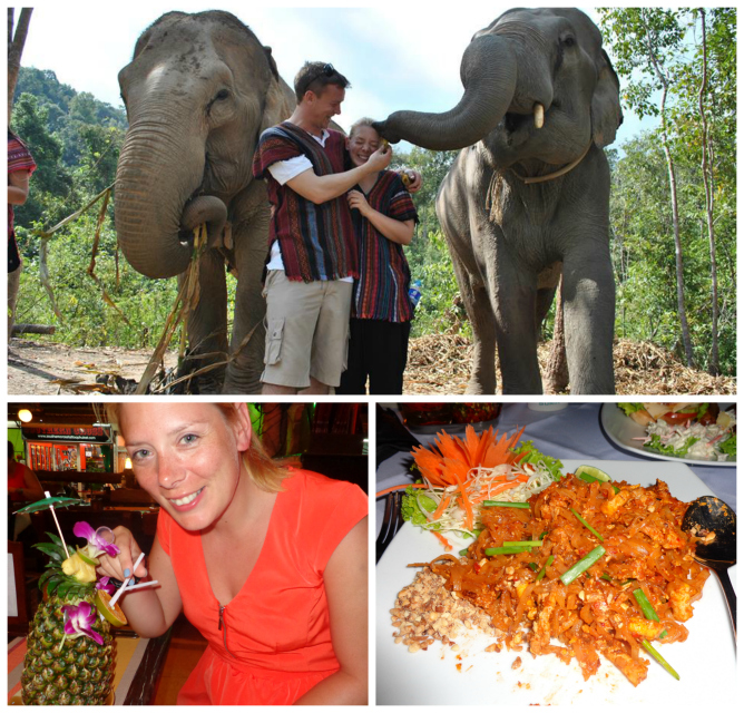 Holiday pics from Thailand 2014