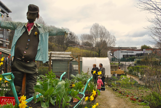 ouseburn community farm newcastle