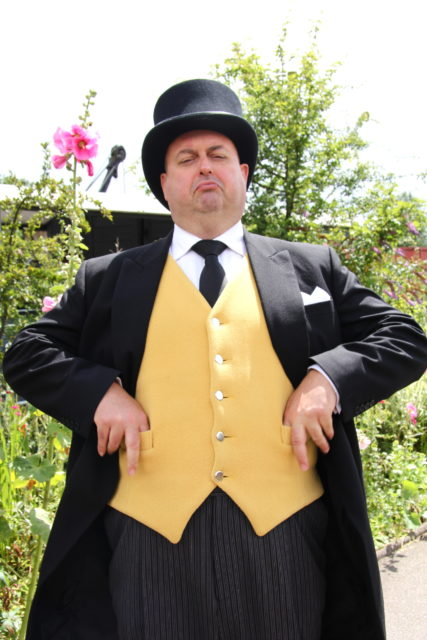 Thomas the Tank Engine Fat Controller