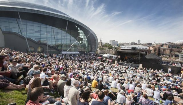 Summertyne Festival at the Sage 2017