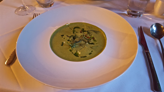 soup at jesmond dene house